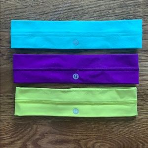 Origins LuluLemon fly away tamer headband